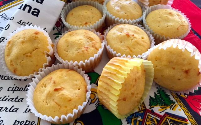Receta de Muffins de Maíz