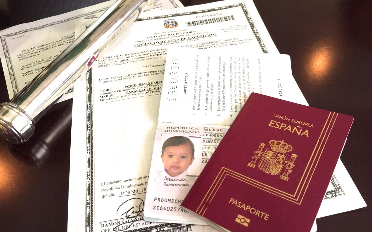 Documentos Legales De Nuestros Hijos