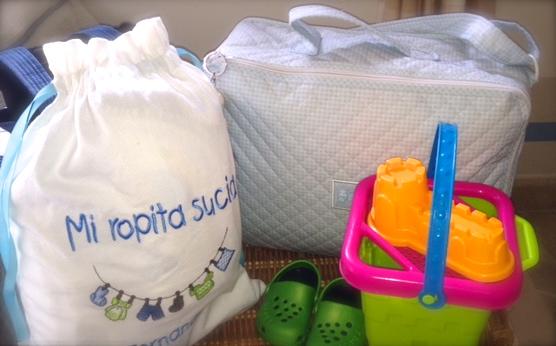 tips para empacar la ropa de bebé